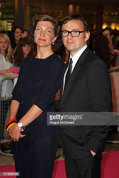 David Nicholls attends the European premiere of One Day at The Vue Westfield on August 23 2011 in London England
