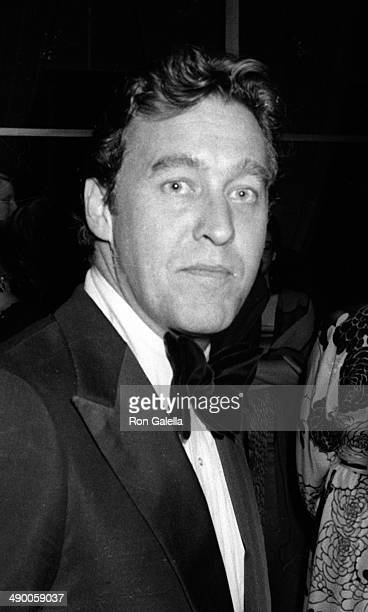 David Niven Jr attends Nineth Annual American Film Institute Lifetime Achievement Awards Honoring Fred Astaire on April 10 1981 at the Beverly Hilton...