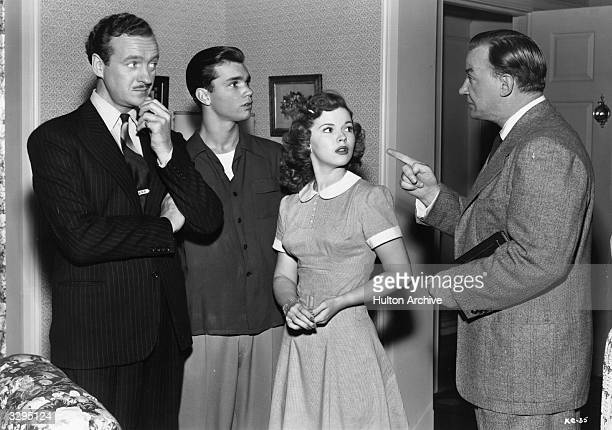 Image result for shirley temple david niven