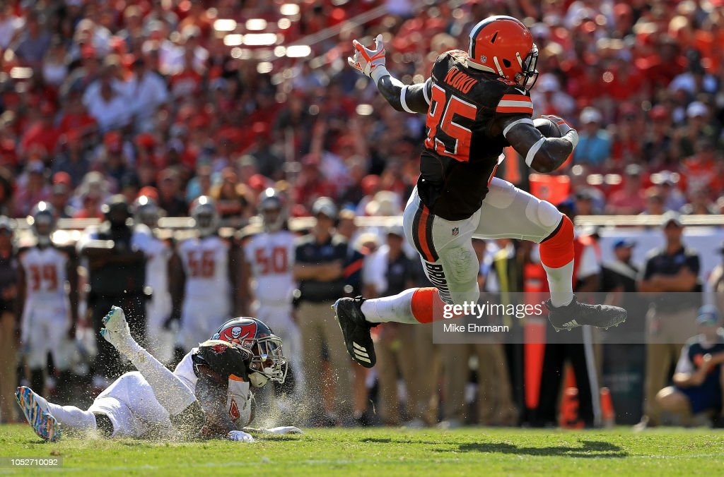 Cleveland Browns v Tampa Bay Buccaneers : News Photo