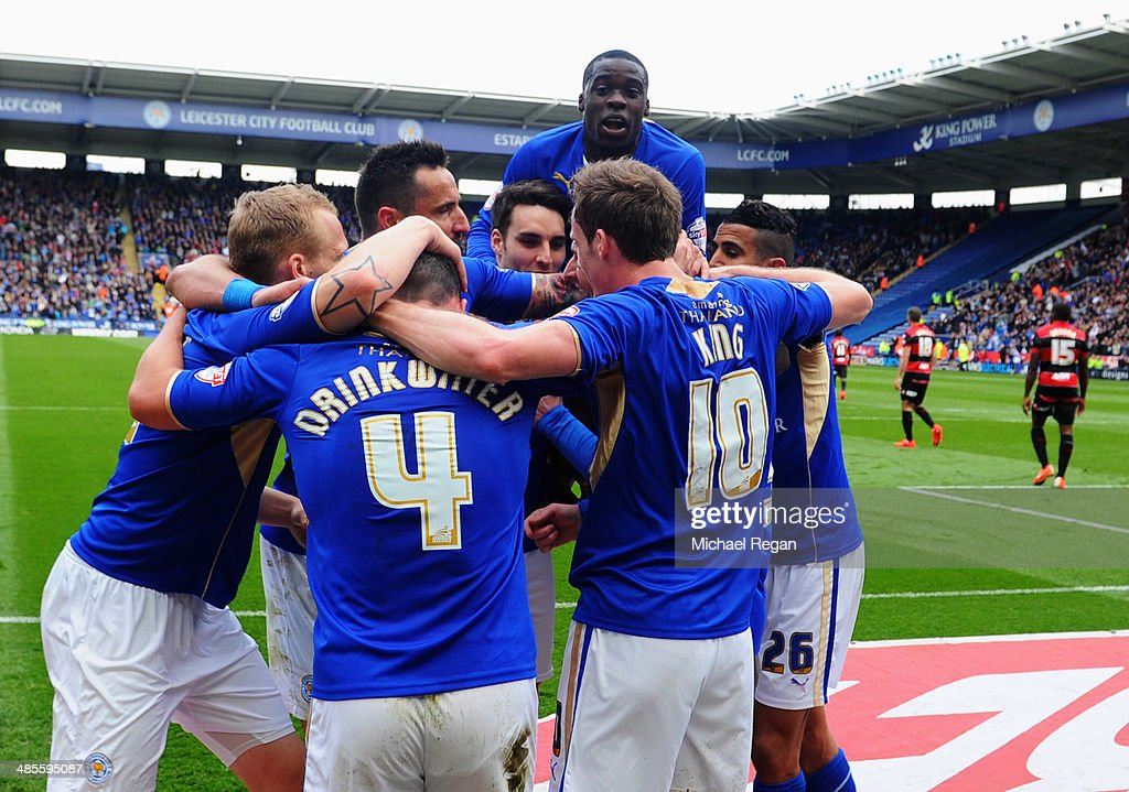 Leicester City v Queens Park Rangers - Sky Bet Championship : News Photo