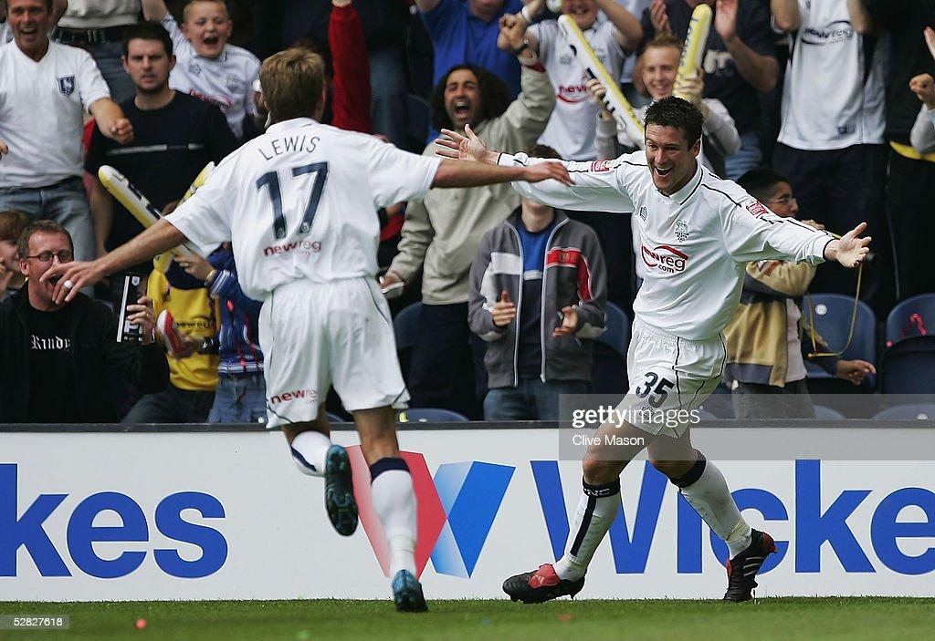 Preston North End v Derby County : News Photo