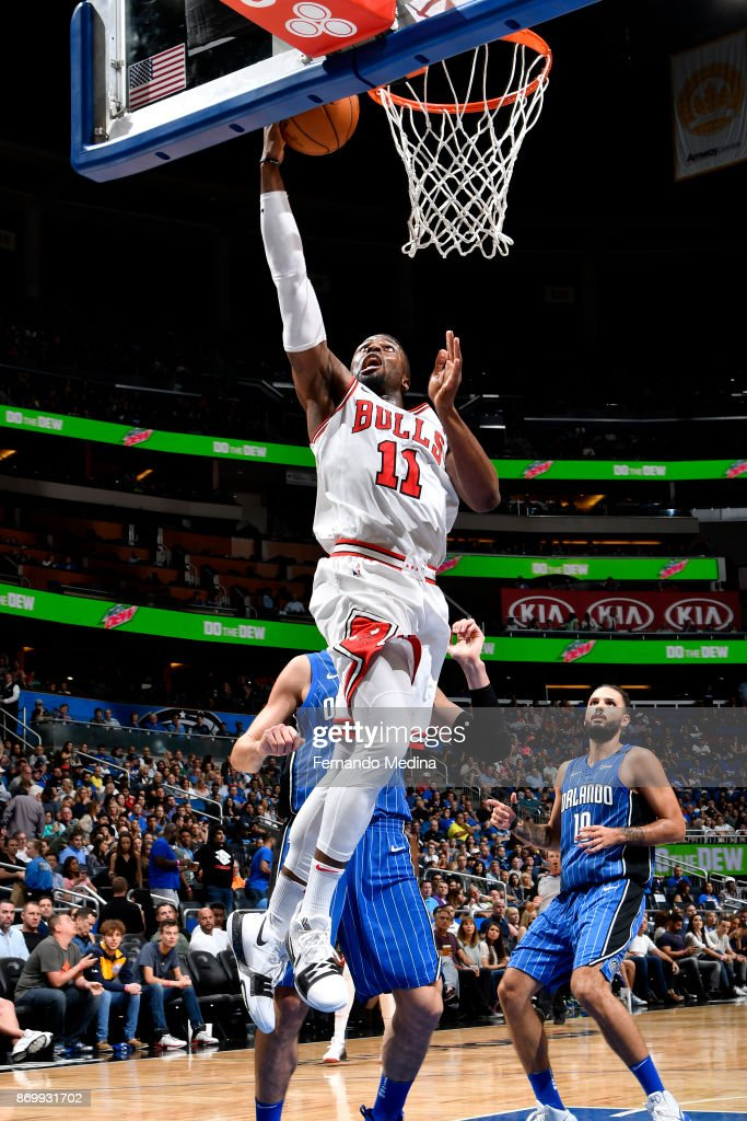 Chicago Bulls v Orlando Magic