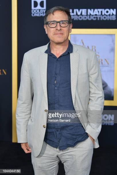 David O Russell arrives at the Premiere Of Warner Bros Pictures' 'A Star Is Born' at The Shrine Auditorium on September 24 2018 in Los Angeles...