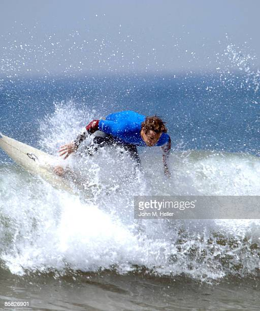 David O'Donnel attends the 2009 Project Save Our Surf 1st Annual Surfathon and Oceana Awards at Ocean Park Beach on April 5 2009 in Santa Monica...
