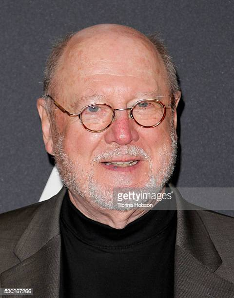 David Ogden Stiers attends the 25th anniversary screening of 'Beauty And the Beast' A Marc Davis Celebration of Animationon presented by The Academy...