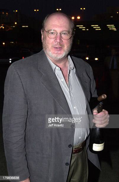 David Ogden Stiers during Curse of The Jade Scorpion Party at Musso Franks Restaurant in Hollywood California United States