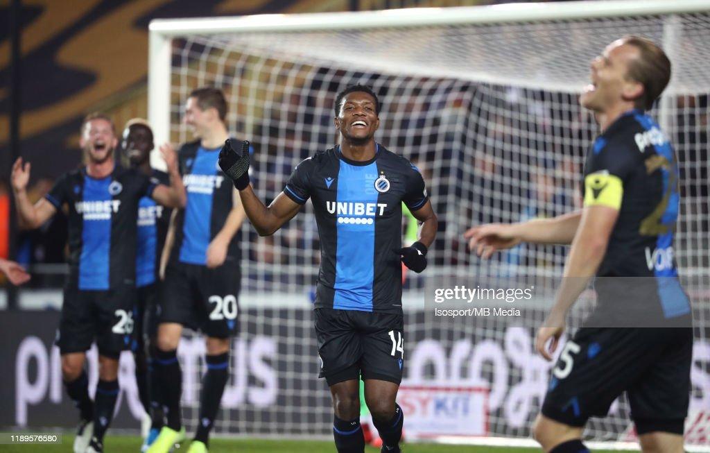 Club Brugge v KV Oostende - Jupiler Pro League : News Photo