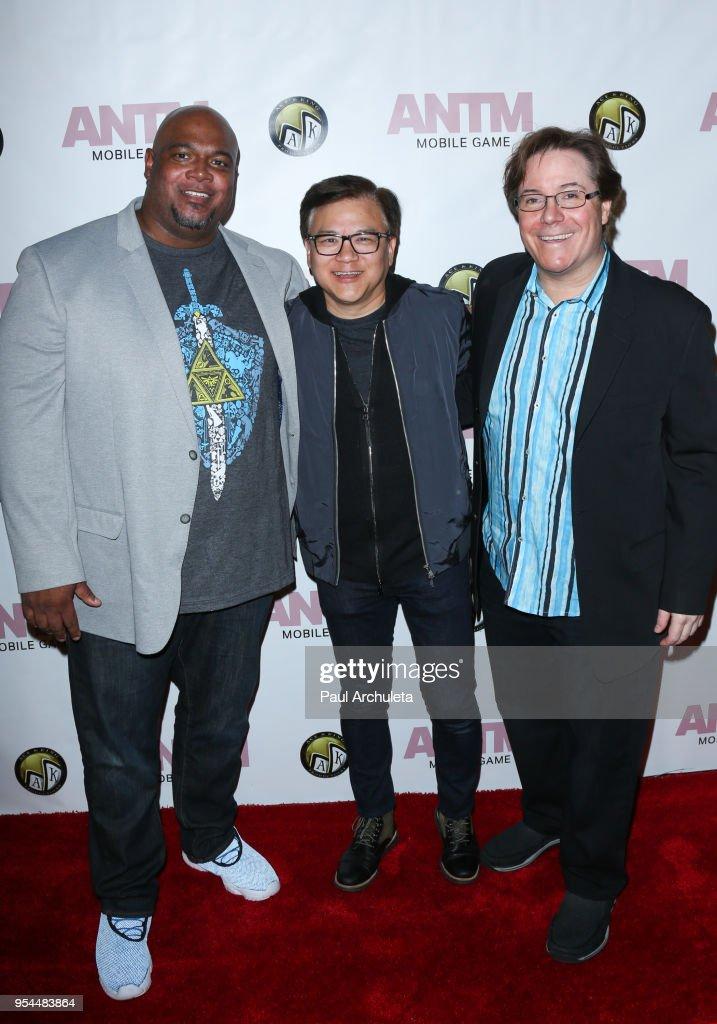 David Ortiz, Ken Mok, and Jami...