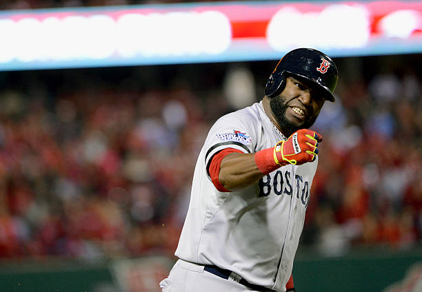 World Series Game 4: Boston Red Sox v. St. Louis Cardinals