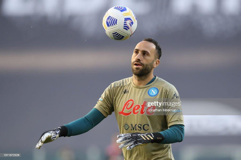 Juventus v Napoli - Serie A : ニュース写真