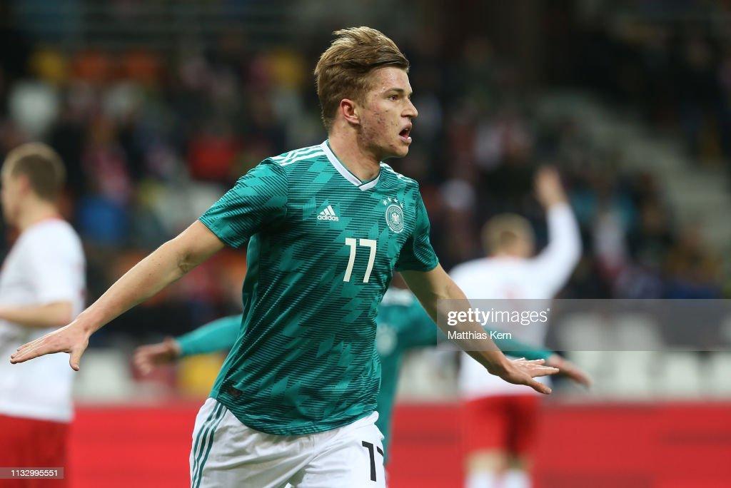 POL: Poland U20 v Germany U20 - International Friendly