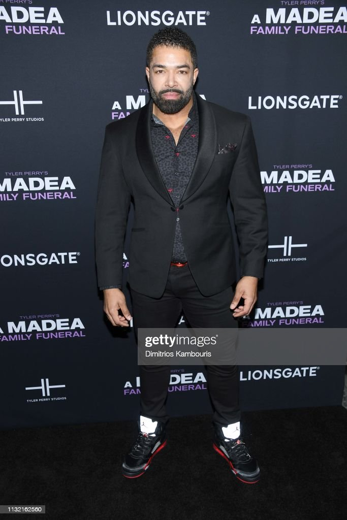 "Tyler Perry's ""A Madea Family Funeral"" New York Screening : News Photo"