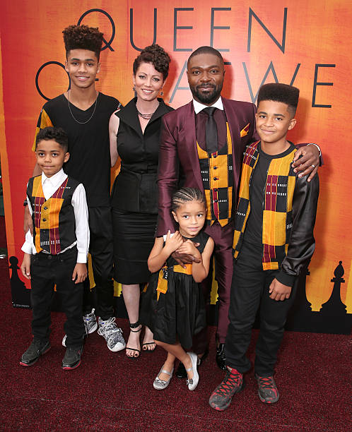 "Premiere Of Disney's ""Queen Of Katwe"" - Red Carpet Photos ..."
