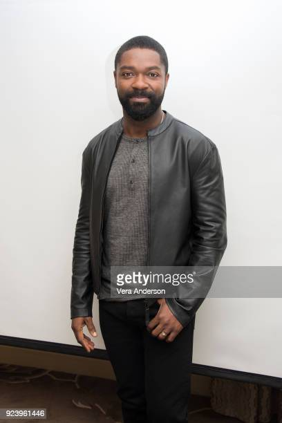 David Oyelowo at the 'Gringo' Press Conference at the Four Seasons Hotel on February 24 2018 in Beverly Hills California