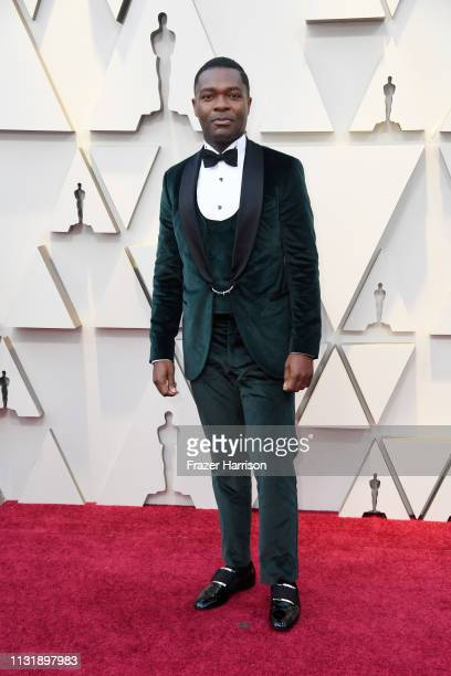 David Oyelowo attends the 91st Annual Academy Awards at Hollywood and Highland on February 24 2019 in Hollywood California