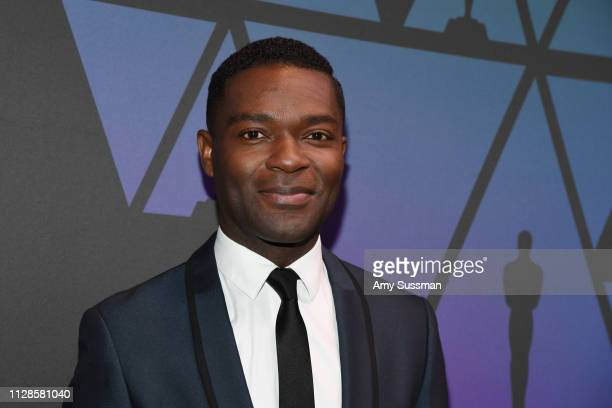 David Oyelowo hosts The Academy of Motion Picture Arts and Sciences' Scientific and Technical Awards Ceremony on February 09 2019 in Beverly Hills...
