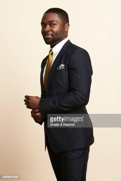 David Oyelowo poses for portrait session at the 2017 Film Independent Spirit Awards on February 25 2017 in Santa Monica California