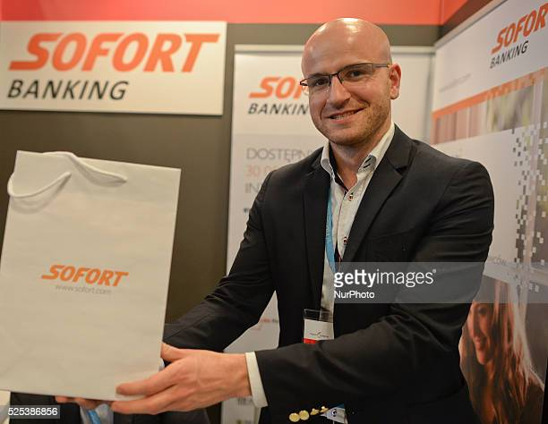 David Ozaist from SOFORT BANKING a German company specialised in online direct payment present at Digital Dragons 2015 one of the biggest game...