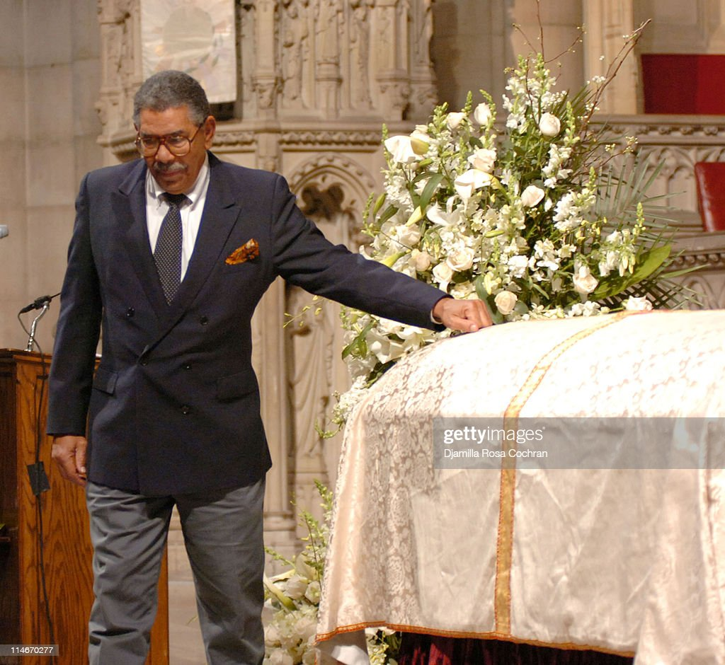 Funeral service for Gordon Parks - Inside - March 14, 2006