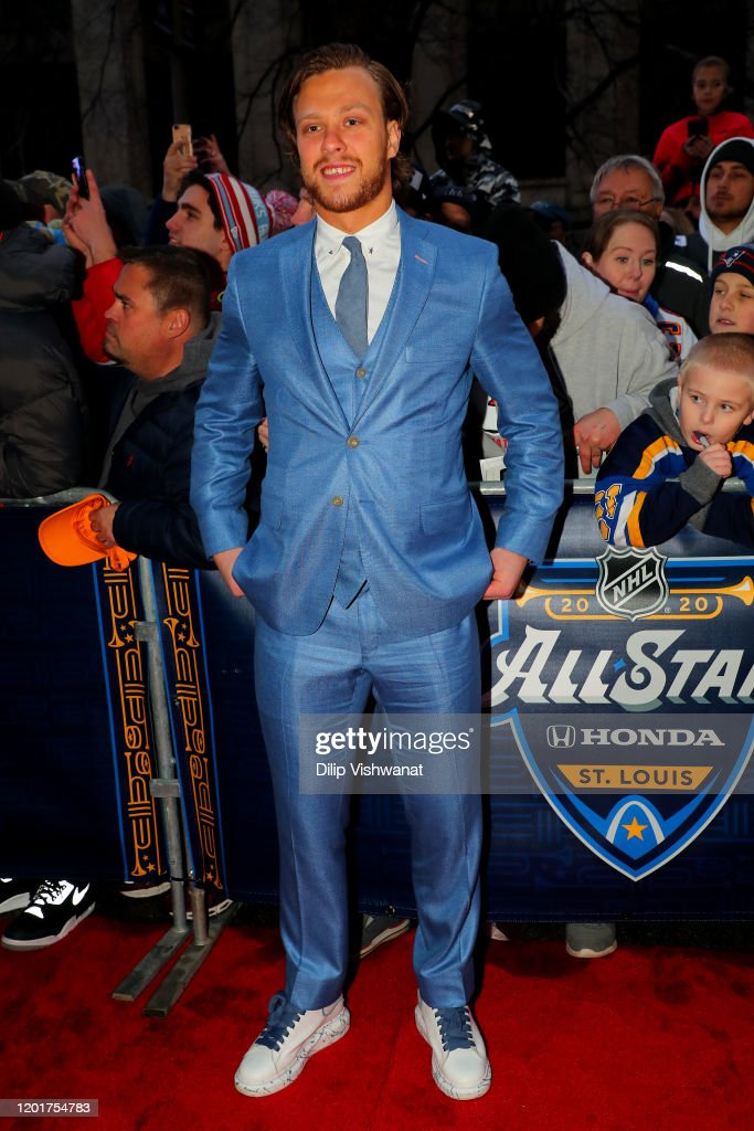 2020 NHL All-Star - Red Carpet Arrivals : News Photo