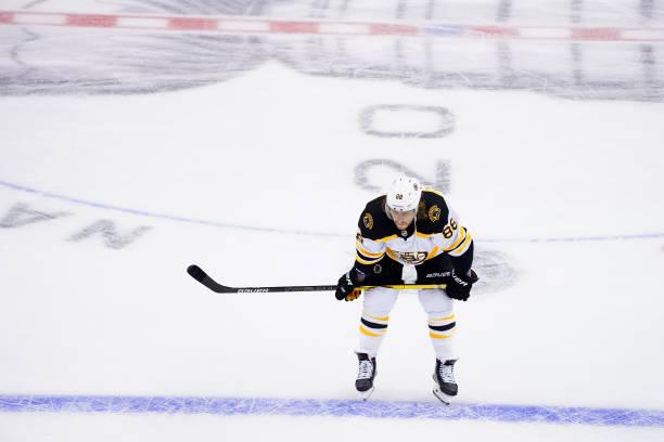 CAN: Boston Bruins v Washington Capitals