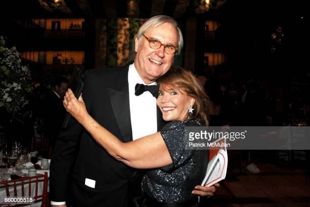 David Patrick Columbia and Judy Licht attend LITERACY PARTNERS 25th Anniversary 'A Gala Evening of Readings' Honoring BARBARA GOLDSMITH NINA RENNERT...