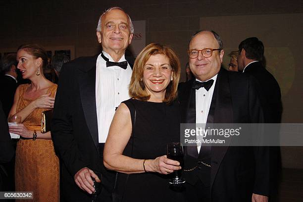 David Pearlmutter Linda Pearlmuter and James Druckman attend The Education Legacy Fund ASID Honors James Druckman at The Rubin Museum of Art on...
