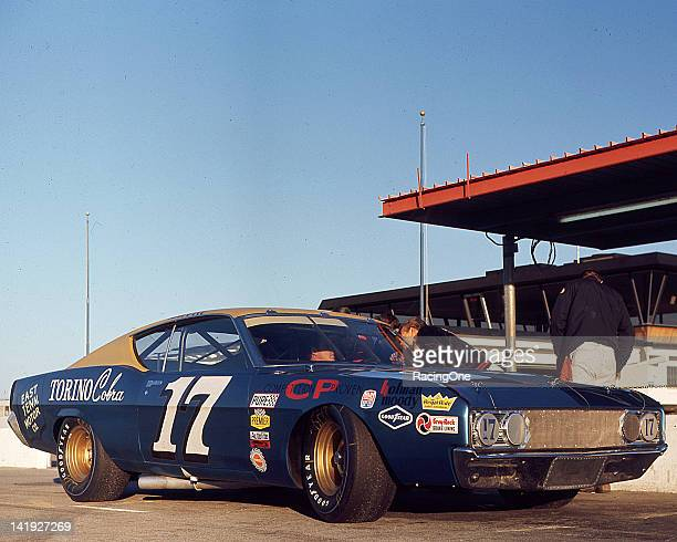 David Pearson drove the HolmanMoody Ford Torino Cobra in the NASCAR Cup events held at Daytona International Speedway After finishing sixth in the...