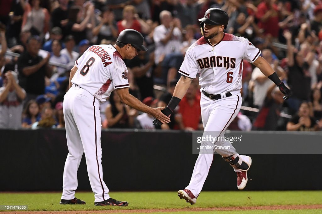 Los Angeles Dodgers v Arizona Diamondbacks : News Photo