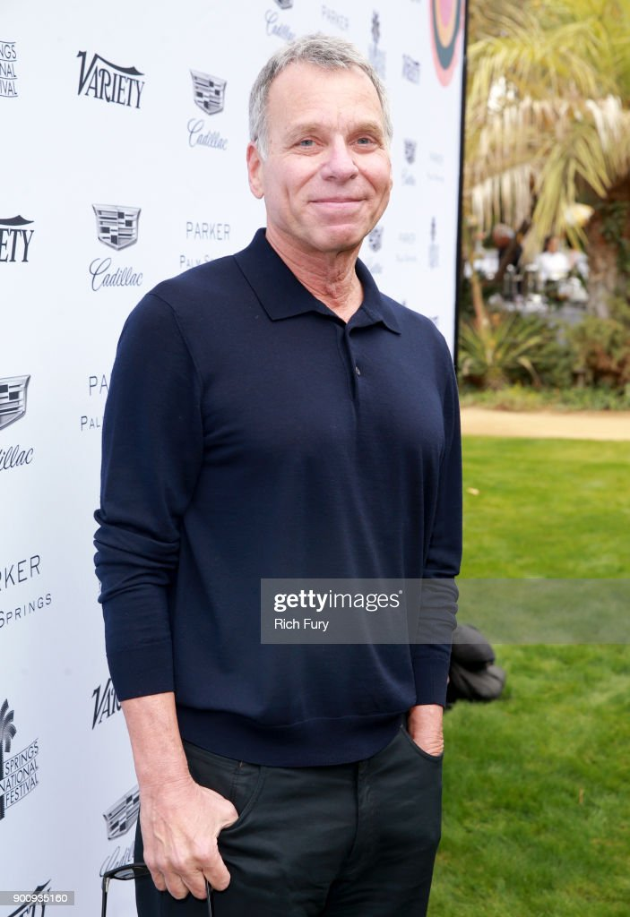 David Permut attends Variety's Creative Impact Awards and 10 Directors to Watch Brunch Red Carpet at the 29th Annual Palm Springs International Film Festival at Parker Palm Springs on January 3, 2018 in Palm Springs, California.