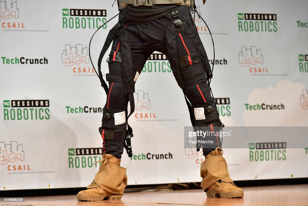 TechCrunch Sessions: Robotics : News Photo