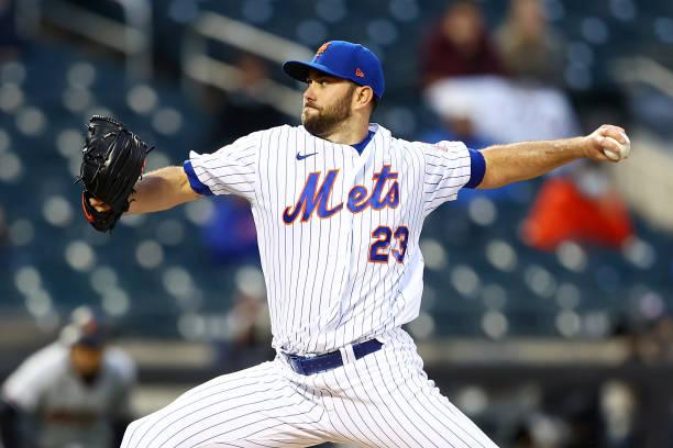 NY: Arizona Diamondbacks v New York Mets