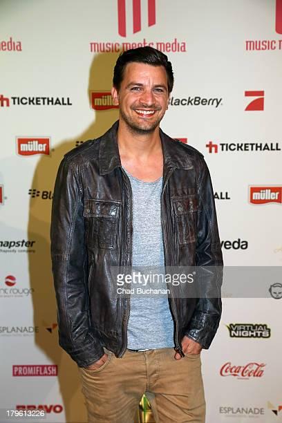 David Pfeffer attends Music Meets Media 2013 at Grand Hotel Esplanade on September 5, 2013 in Berlin, Germany.