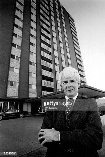 JAN 5 1986 JAN 6 1986 David Pfeiffer Apartment Association of Metro Denver outside of Penn Square Conduminiums 550 East 12th Ave