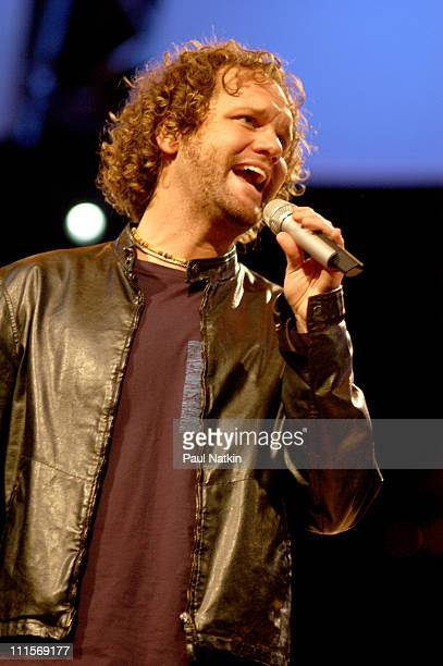 David Phelps at the Bill Gaither Homecoming on February 14th in Dallas, Tx.