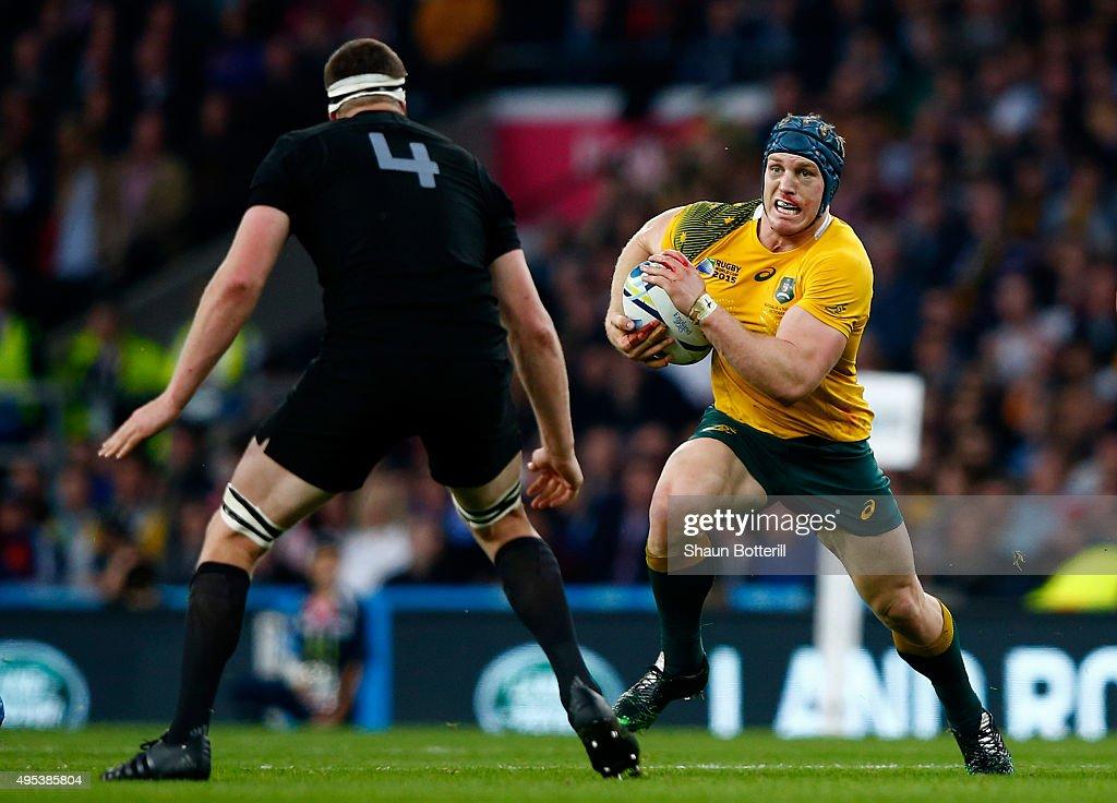 New Zealand v Australia - Final: Rugby World Cup 2015 : ニュース写真