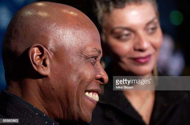 David Porter and his wife Rhonda Porter attend the 2005 Memphis Chapter of the Recording Academy Honors at the Memphis Cook Convention Center October...