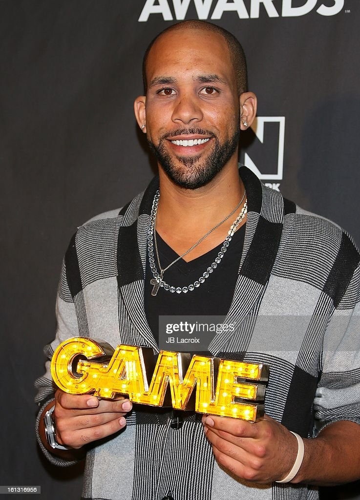 David Price attends the Cartoon Network 3rd Annual Hall of Game Awards at Barker Hangar on February 9, 2013 in Santa Monica, California.