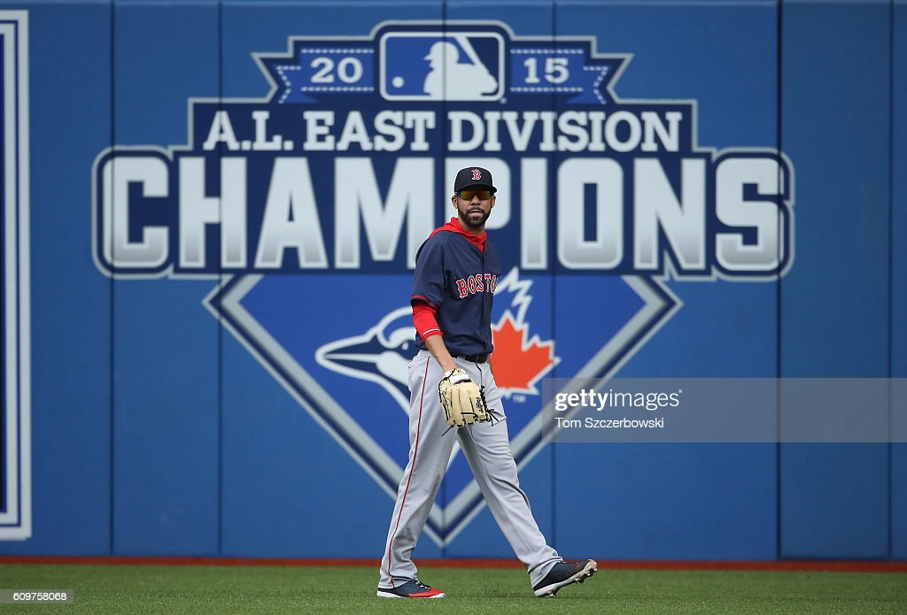 Boston Red Sox v Toronto Blue Jays : News Photo