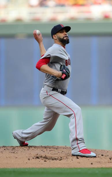 MN: Boston Red Sox v Minnesota Twins