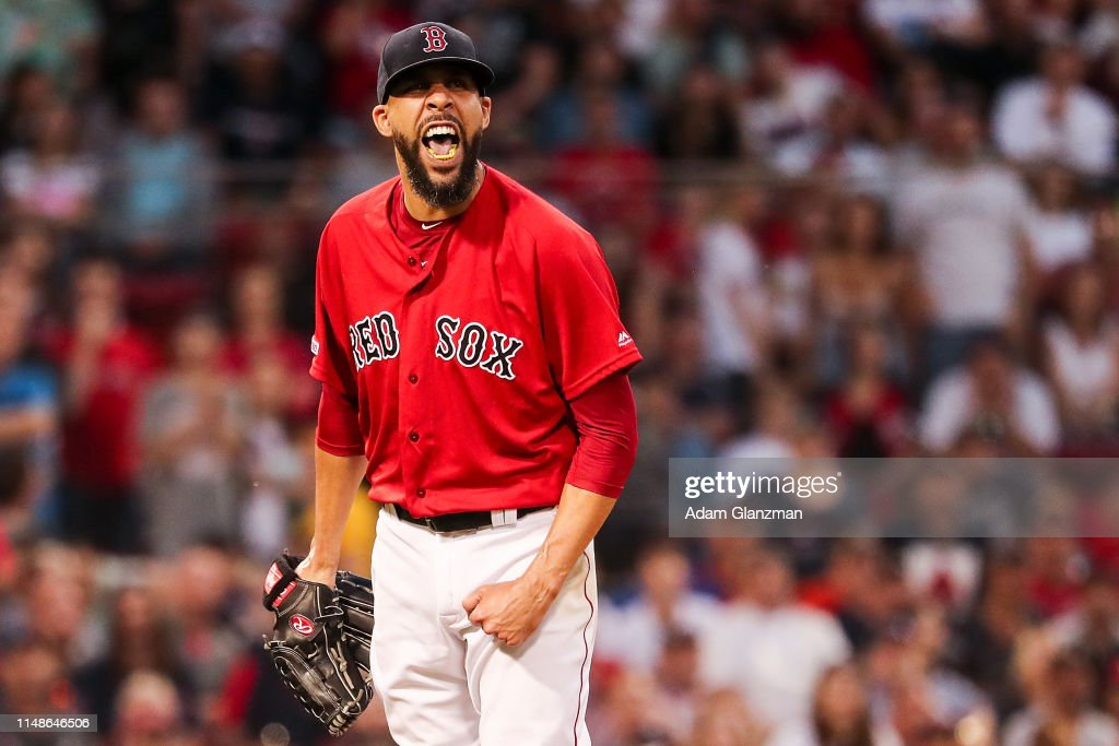 Tampa Bay Rays v Boston Red Sox - Game Two : News Photo
