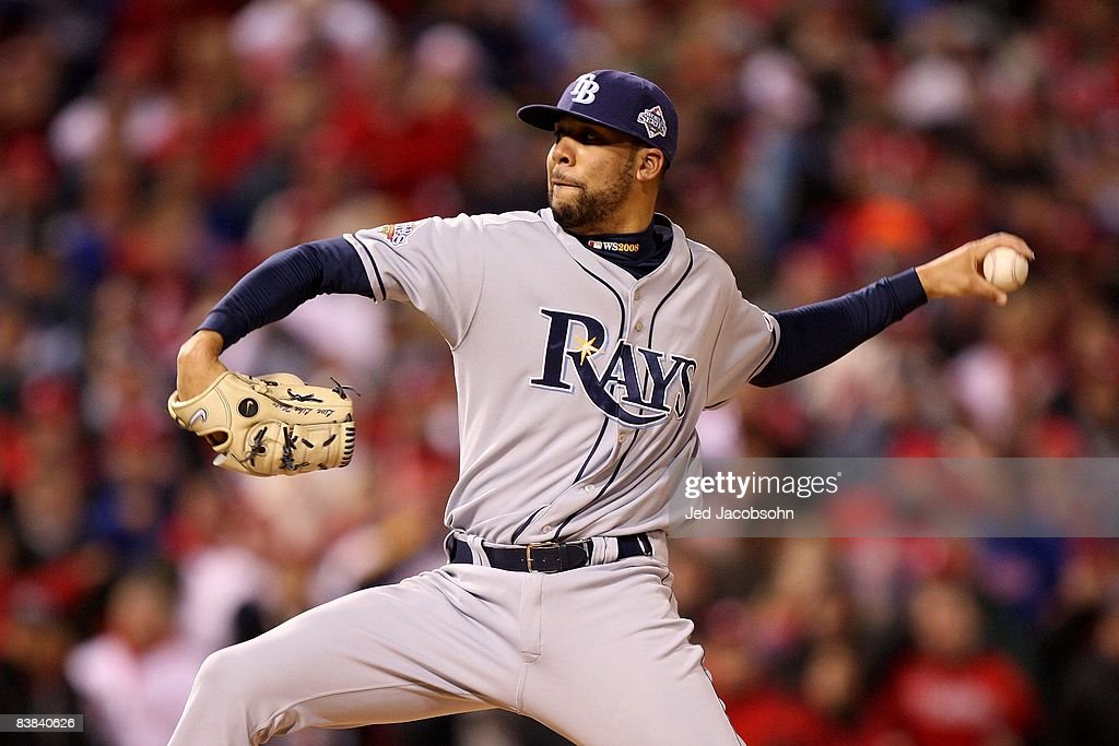 World Series: Tampa Bay Rays v Philadelphia Phillies, Game 5
