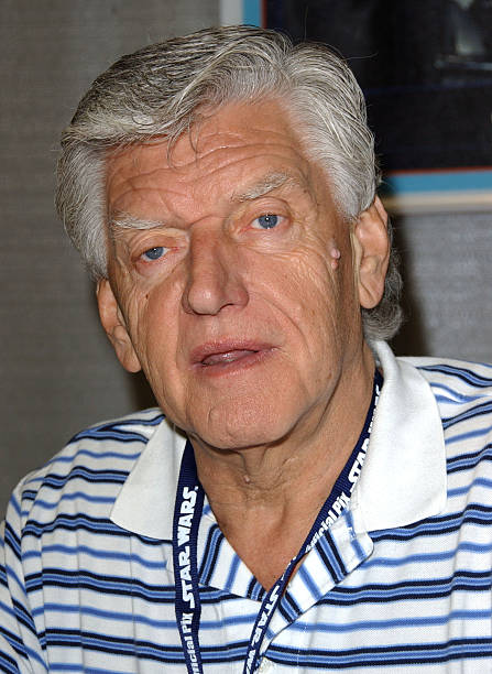 David Prowse In 'Star Wars' Pictures | Getty Images