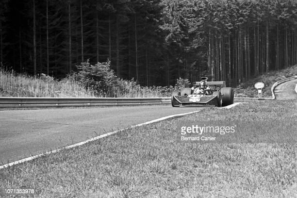 David Purley, March-Ford 731, Grand Prix of Germany, Nurburgring, 05 August 1973.