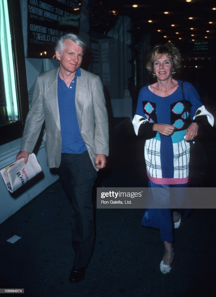 Jill Clayburgh Sighting at the 46th Street Theater - June 26, 1986
