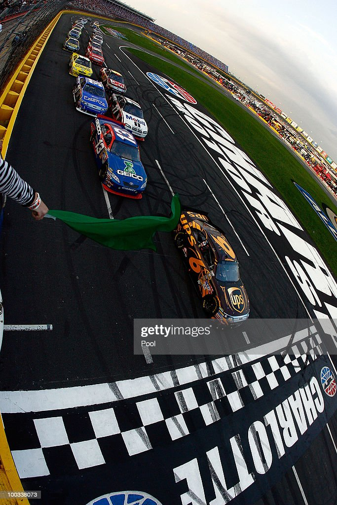 NASCAR Sprint Showdown : News Photo