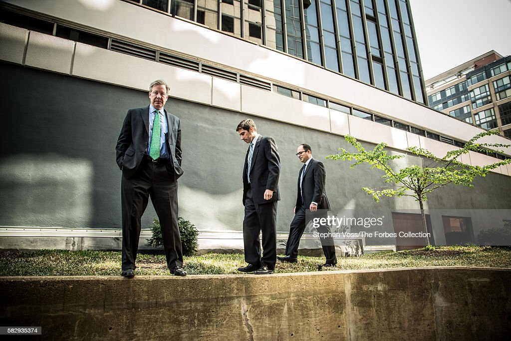 broad run investment management David Rainey, Brian Macauley and Ira Rothberg Pictures | Getty Images