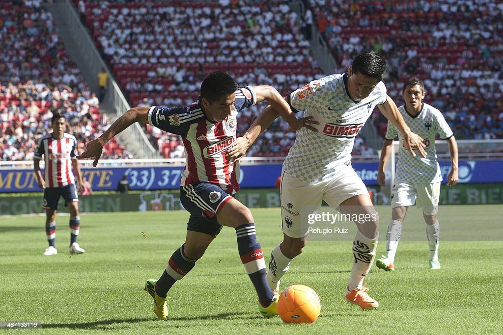 Chivas v Monterrey - Clausura 2014 Liga MX