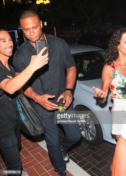 David Ramsey is seen on July 21 2018 in San Diego California